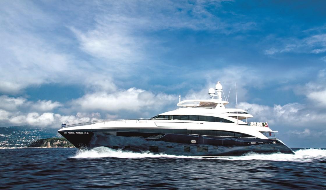 Official Distributor Of Princess Yachts